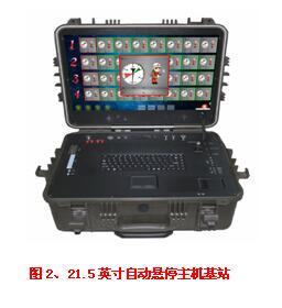 HC-II型消防员火场终端【智能空呼】显示系统