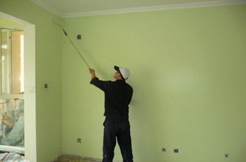 开封内墙乳胶漆批发 河南金山水漆 质优价廉