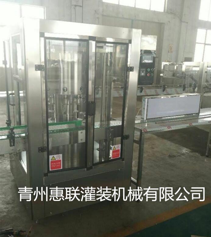 贵州白酒灌装机四川酒厂灌装设备旋转式白酒灌装机用着放心