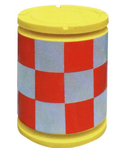 悦安交通管理提供有品质的防撞桶-橡胶减速带零售