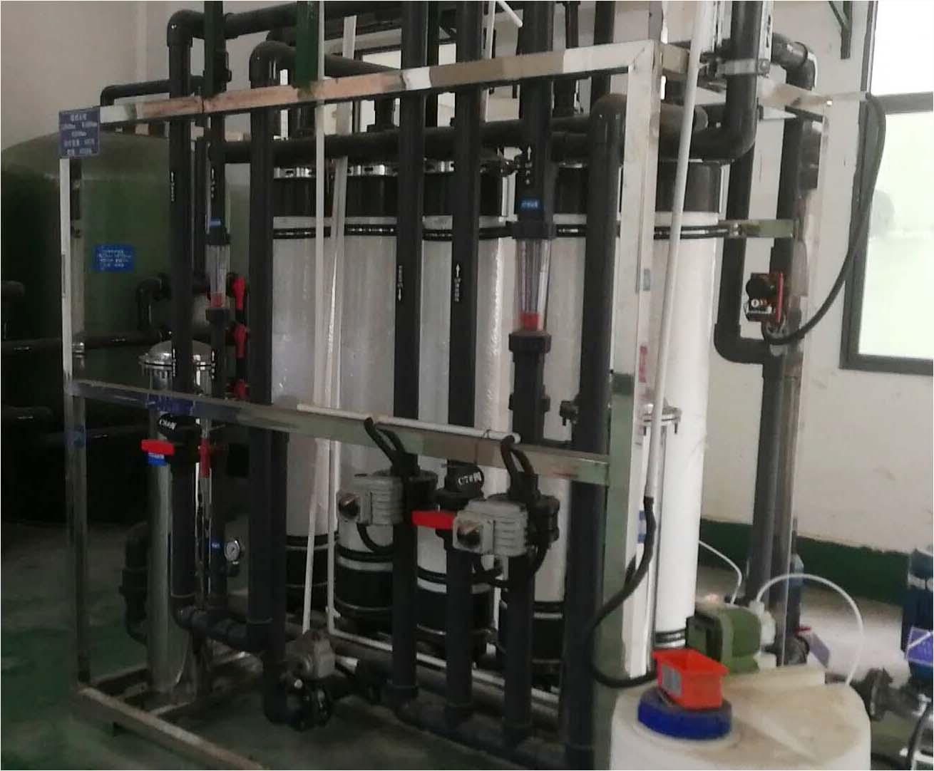 大型河水净化去除胶体微生物超滤水处理设备 专业生产