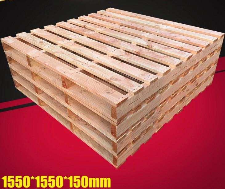 免熏蒸实木栈板厂家|熏蒸木托盘专业定制 价格优惠