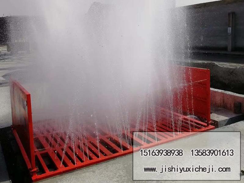 及时雨商贸提供有品质的工地洗车机|聊城洗车机厂家直销