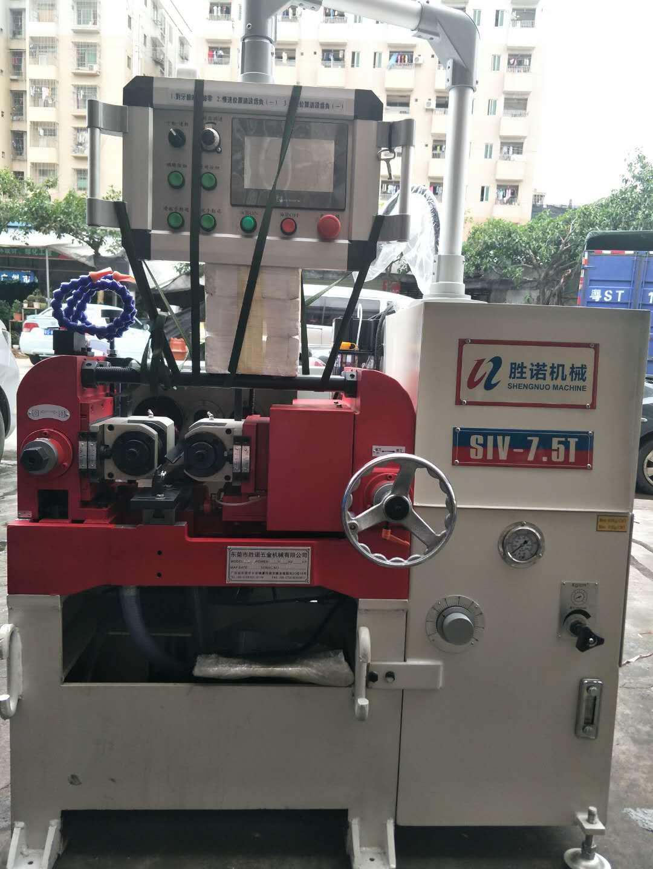 惠州两轴滚牙机供应商_供应东莞实用的滚牙机