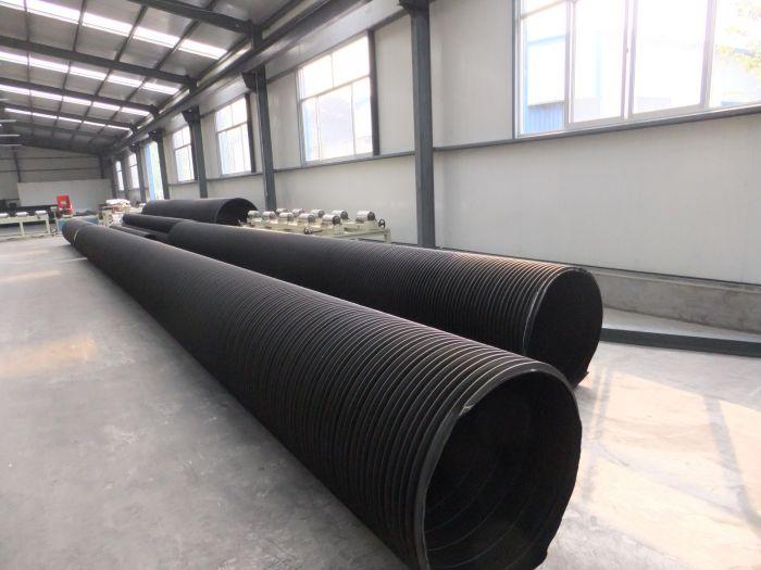 找寻【HDPE塑钢缠绕管】-在和喆通管业买到满意的