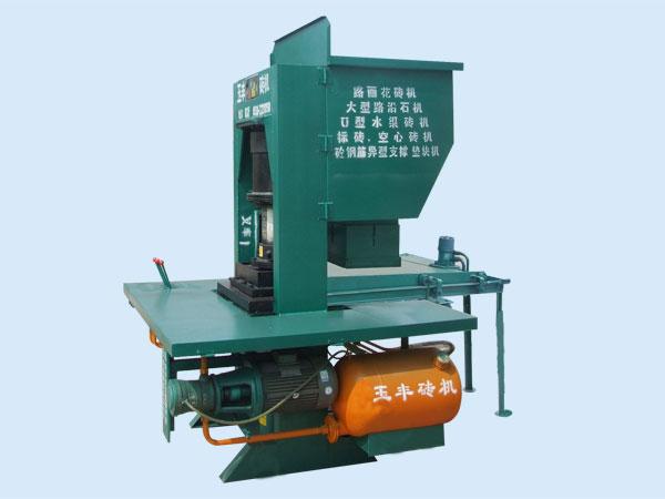 泰安鋼筋墊塊機廠家-實惠的墊塊機莒南玉豐液壓模具供應