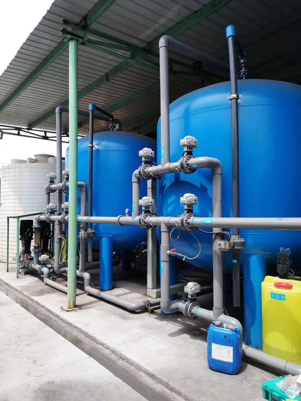 廣東多介過濾器大型地下水處理去黃去泥沙過濾設備歡迎咨詢