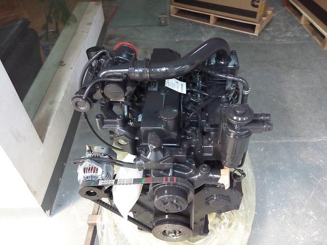 挖掘机发动机整机6B5.9