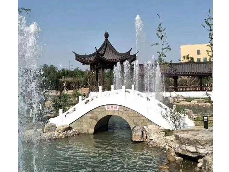 家庭欧式小喷泉设计