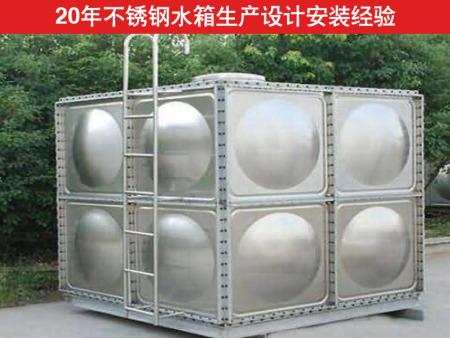 旭光水箱直销不锈钢水箱_江苏不锈钢水箱价格
