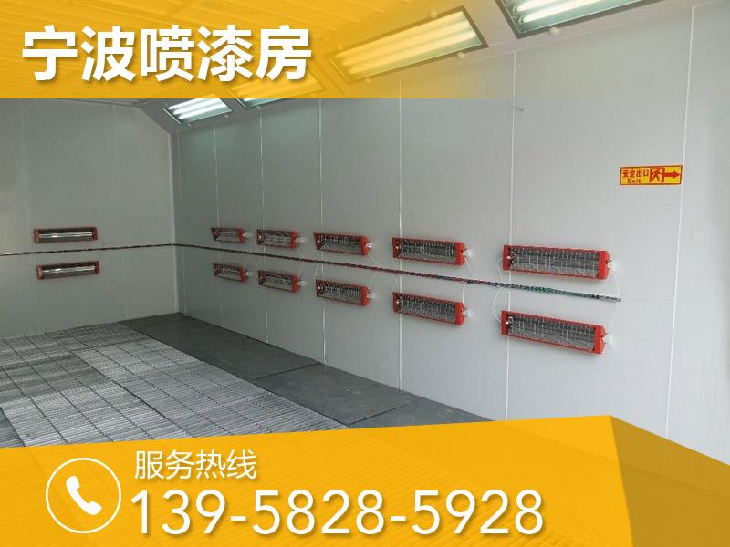 寧波江北噴漆房廠商-寧波物超所值的寧波噴漆房出售