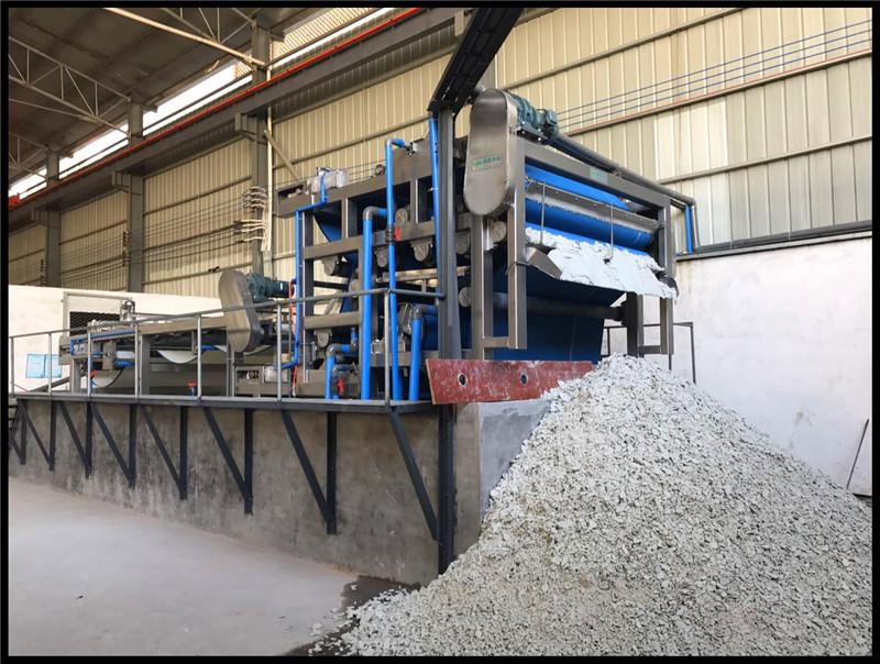 供应广东质量良好的泥浆脱水机,销售沙场泥浆处理设备