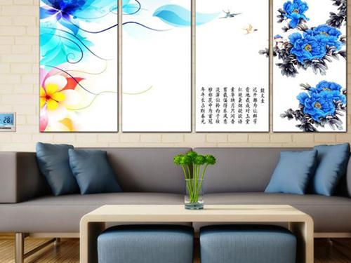 石墨烯电热画价格,九江有品质的石墨烯墙暖画