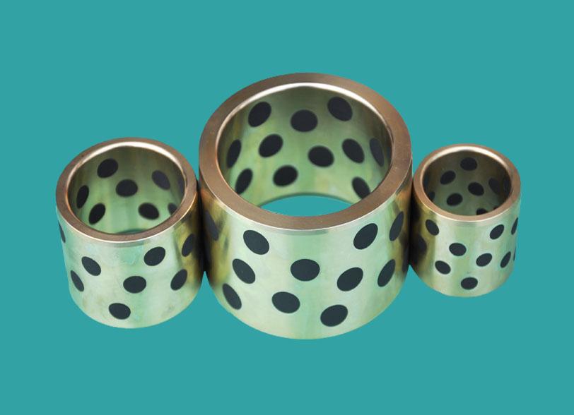 安吉jdb650自润滑衬套热销,专业的铜石墨轴承厂家推荐
