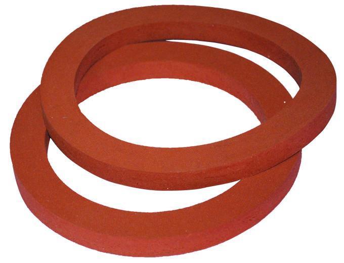 氟橡胶垫片具有较好的电绝缘性能