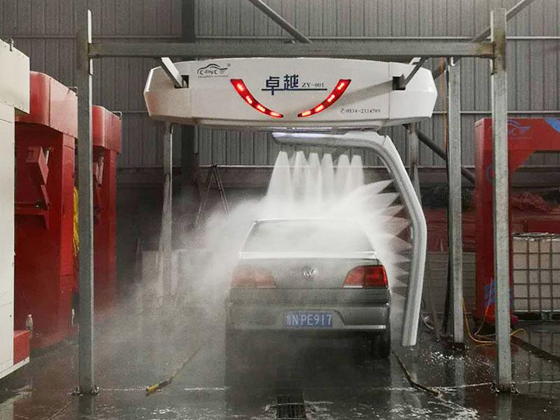 品牌好的旋七洗车机价格,中海孚旋七洗车机厂家