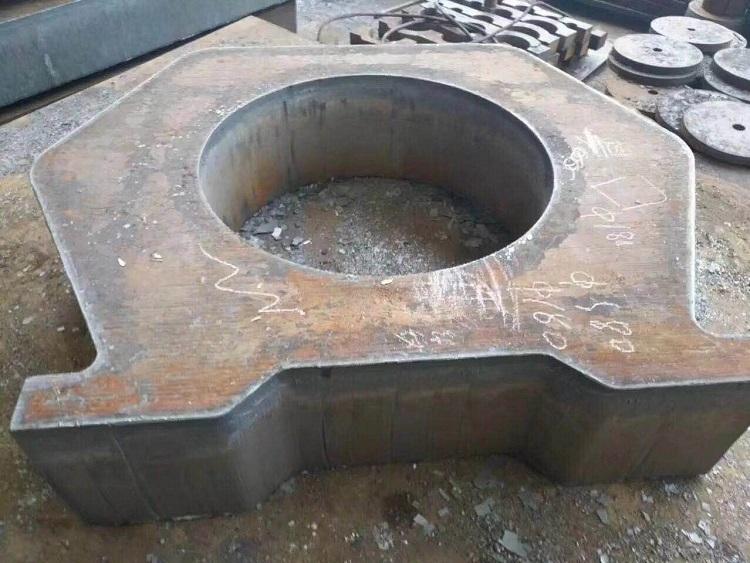 50mm厚钢板切割资讯-无锡具有实力的钢板数控切割厂家