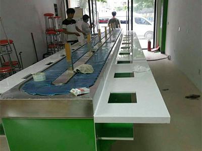 旋转小火锅设备生产厂家-郑州区域有信誉度的旋转小火锅厂家