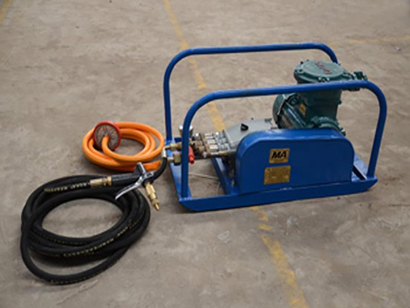 隔离式自救器使用步骤