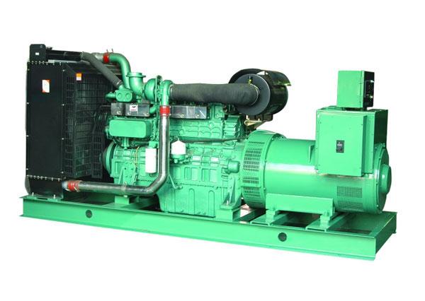 奔驰柴油发电机800KW