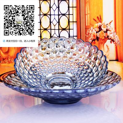 金華實惠的創意玻璃果盤推薦——創意玻璃價格