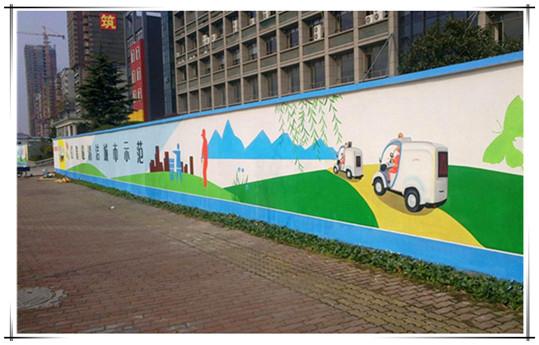 南寧墻繪彩繪手繪墻壁畫在游樂場餐廳校園旅游景區里綻放光彩