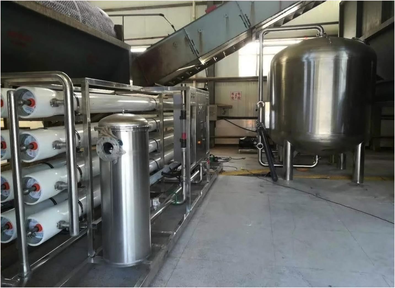 廣東水處理設備廠家 優質的反滲透去離子水設備 免費提供方案