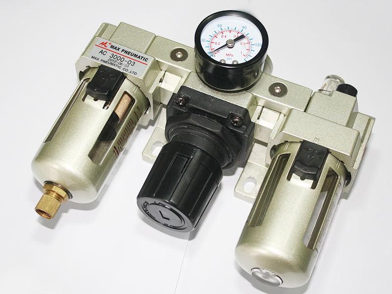 供应广东厂家直销的气源处理二联件-增压缸品牌
