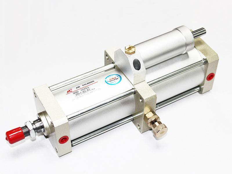 气缸生产厂家-供应广东质量好的气液阻尼缸