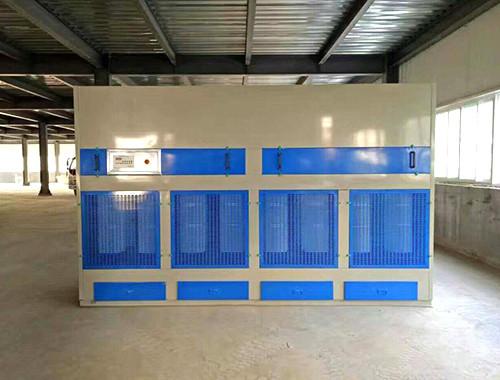 干式喷漆柜