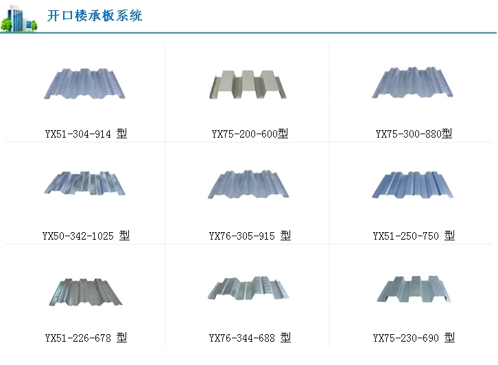 洛阳高质量楼承板生产价格 洛阳高质量楼承板厂家 洛阳楼承板