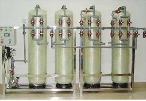 农村井水去黄去腥除泥沙过滤器去除大颗粒胶体悬浮物水处理设备