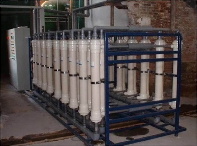 大型水处理设备 中水回用设备 工业废水处理 专业定制