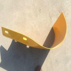 聊城专业的波形护栏板端头供应商-波形护栏端头批发供应厂家