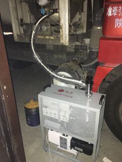 便携式低温容器抽真空设备