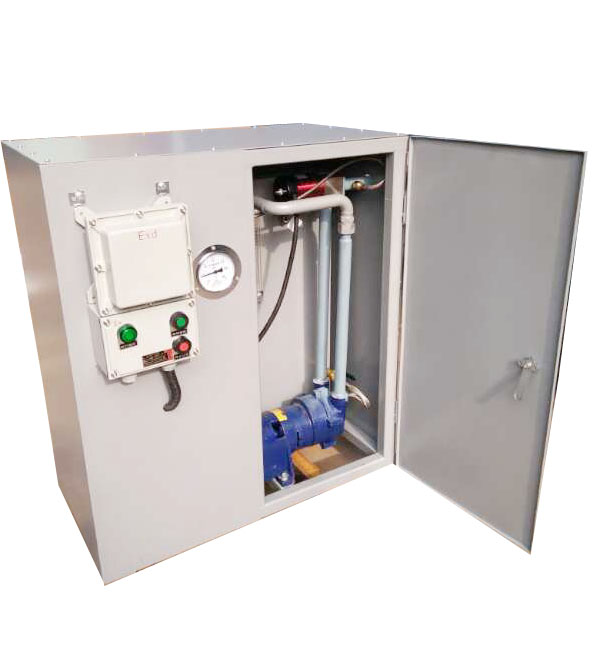 防爆水环泵系列