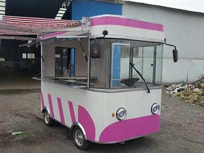 四輪餐車哪家好 河南實惠的餐車