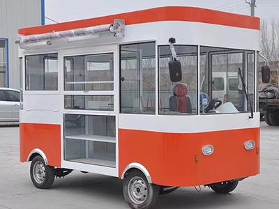 电动餐车定制_选购耐用的电动餐车就选互联盟餐车