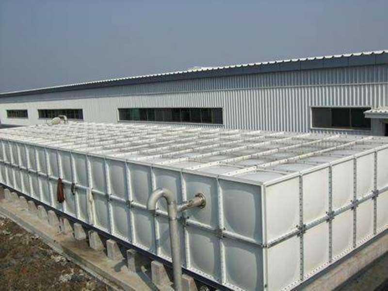 兰州玻璃钢装配式水箱