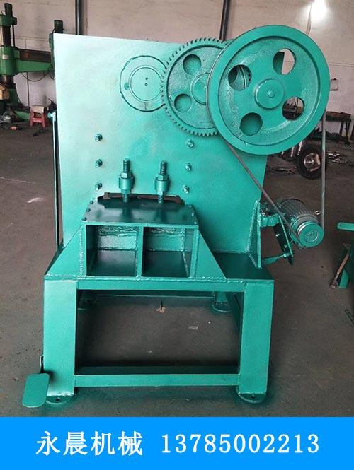 【永晨】山西供应立式钢板切角机+山东厂家报价