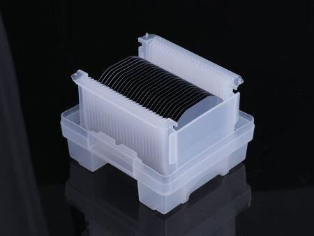 东莞4英寸半导体单晶硅片厂家直销-4英寸双面研磨硅片