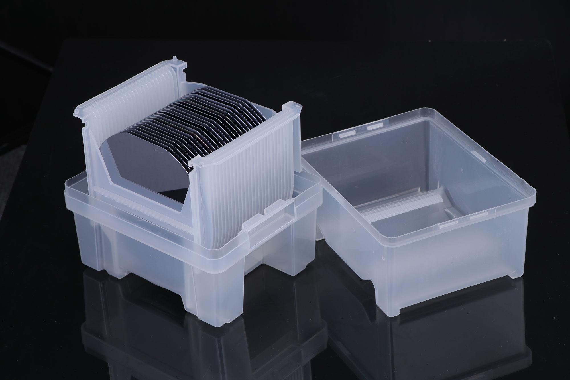 供应6英寸半导体iC级单晶硅抛光片