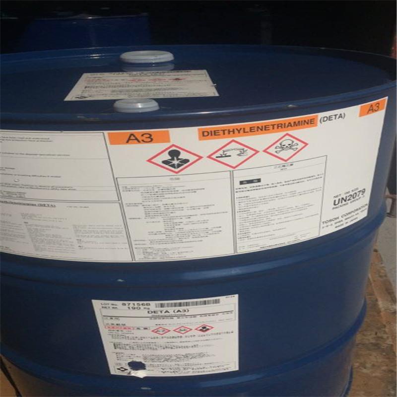 日本东曹二乙烯三胺一桶可发,量大从优
