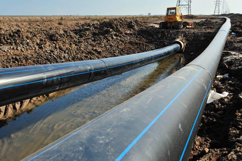 石嘴山银川HDPE给水管材厂家厂家直销 宁夏HDPE给水管材