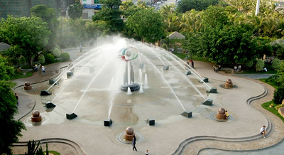 中国喷泉厂家-河北信誉好的喷泉供应商