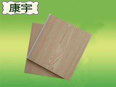 生态木墙板的安装与效果展示