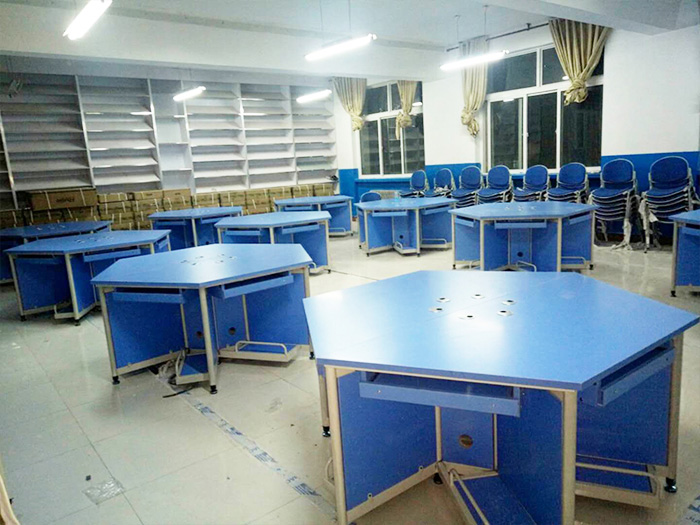 银川六角桌