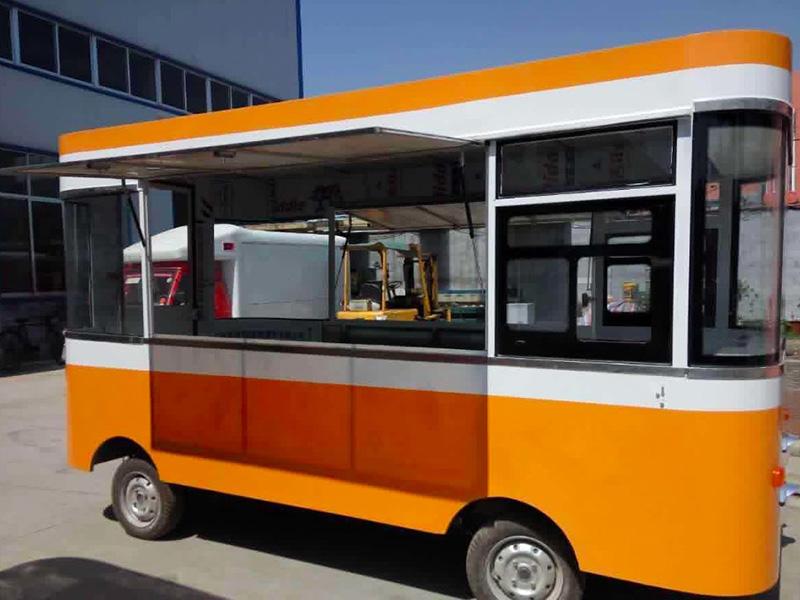 流动快餐车定做-专业的流动快餐车潍坊哪里有售