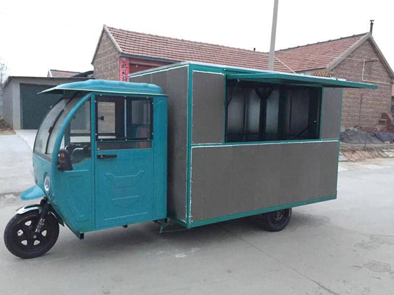 美食车多少钱-潍坊优惠的电动三轮餐车推荐