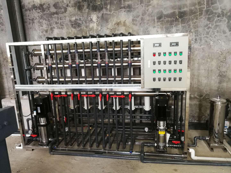 广东中水回用设备洗车回用循环利用工业污水处理 免费制定方案